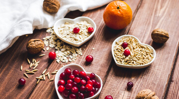 Heart Month - Heart Maintenance Foods