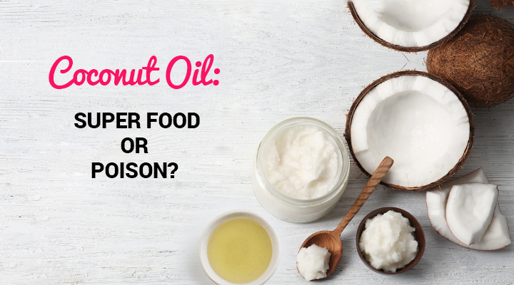 Coconut Oil Is 'Pure Poison' Says Harvard Professor!!
