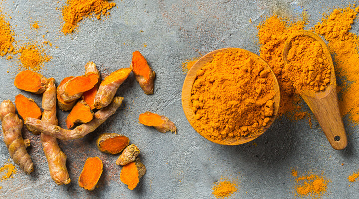 Turmeric And Curcuma